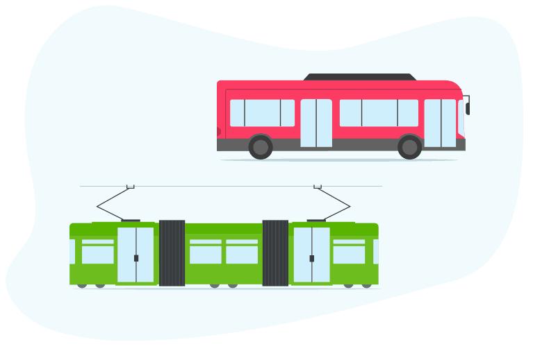 Commuter Transit Options