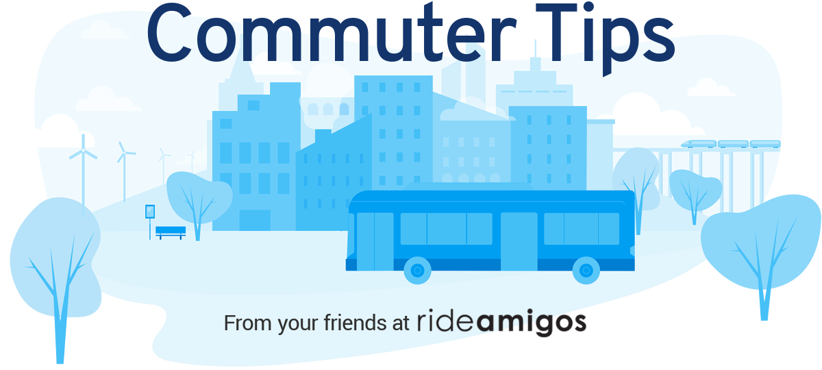 Commuter Tips from RideAmigos